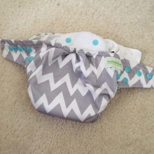 Bumkins cloth diaper